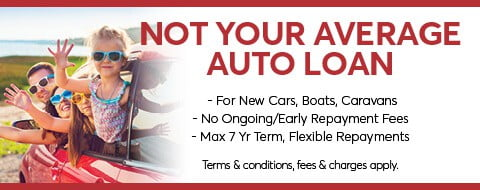 Low Rate Auto Loan